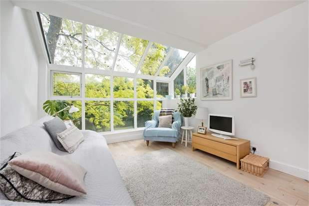 2 Bedrooms Flat for sale in Upper Tulse Hill, Tulse Hill