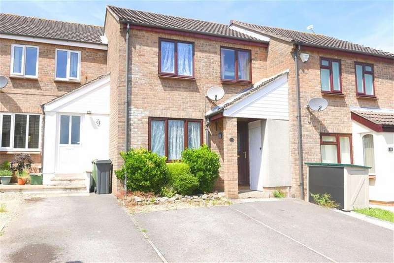 3 Bedrooms Terraced House for sale in Larkrise, Cam, GL11