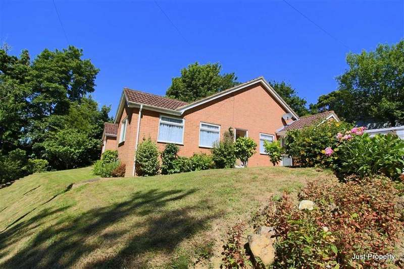 3 Bedrooms Semi Detached Bungalow for sale in Lancaster Road, St Leonards On Sea
