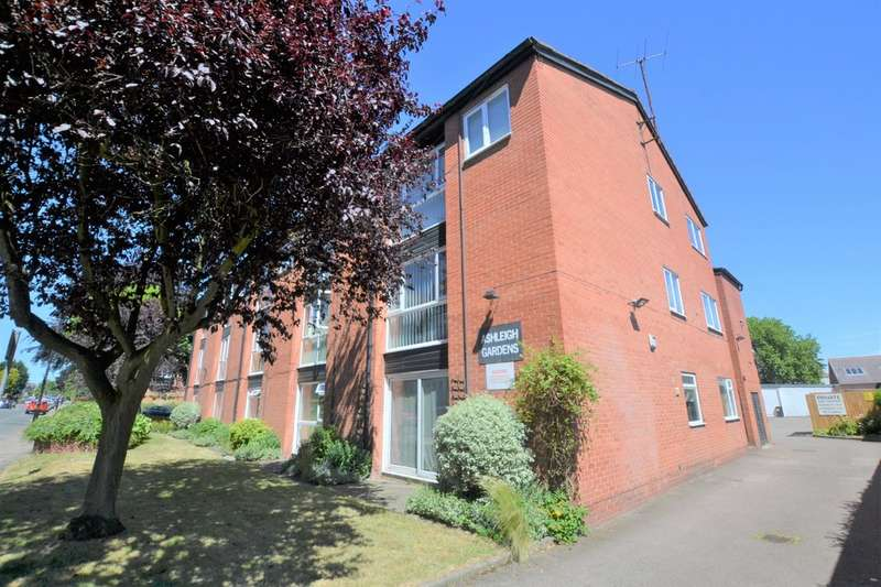 1 Bedroom Property for sale in Ashleigh Gardens, West End, Leicester LE3