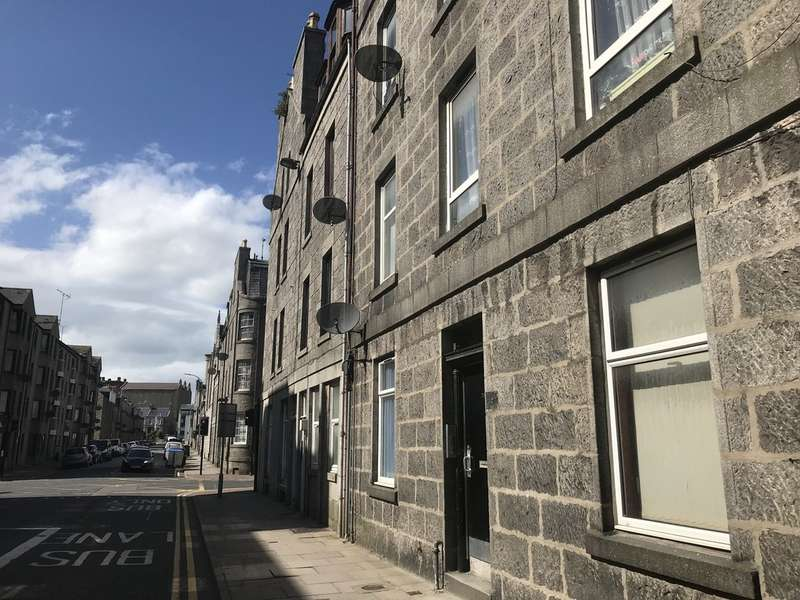 1 Bedroom Apartment Flat for sale in Charlotte Street, Aberdeen AB25