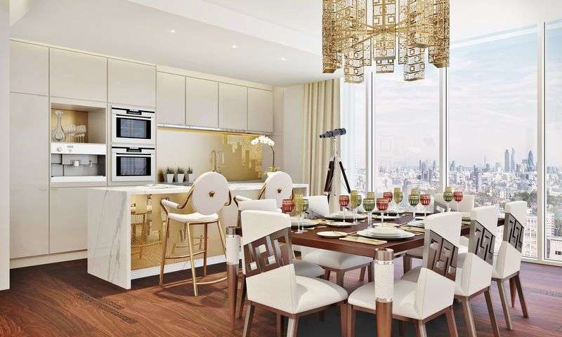 15 Bedrooms Property for sale in Aykon London One Nine Elms