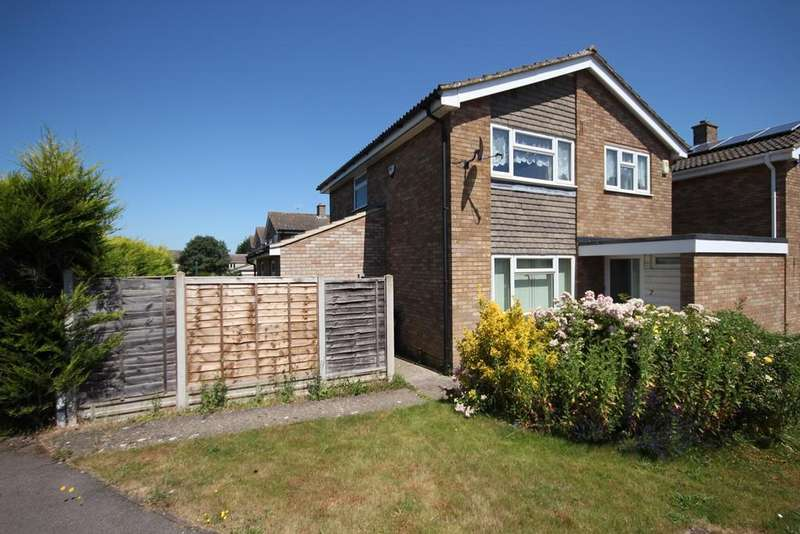 4 Bedrooms Detached House for sale in Knolls Way, Clifton, SG17