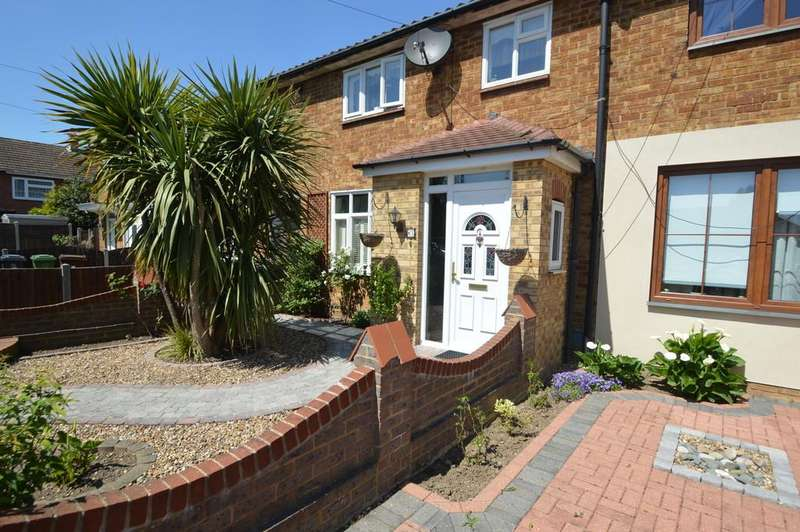 3 Bedrooms Terraced House for sale in Marston Close, Dagenham