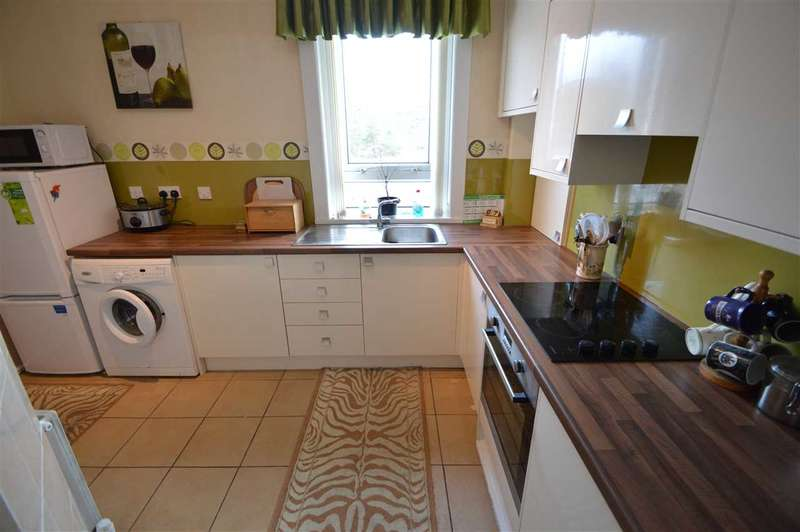 2 Bedrooms Apartment Flat for sale in Wellwood Avenue, Muirkirk