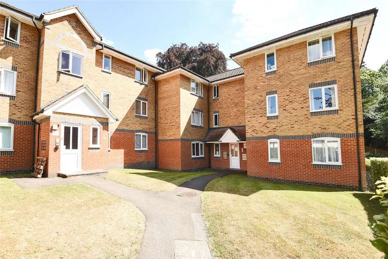 2 Bedrooms Apartment Flat for sale in Masefield Gardens, Crowthorne, Berkshire, RG45