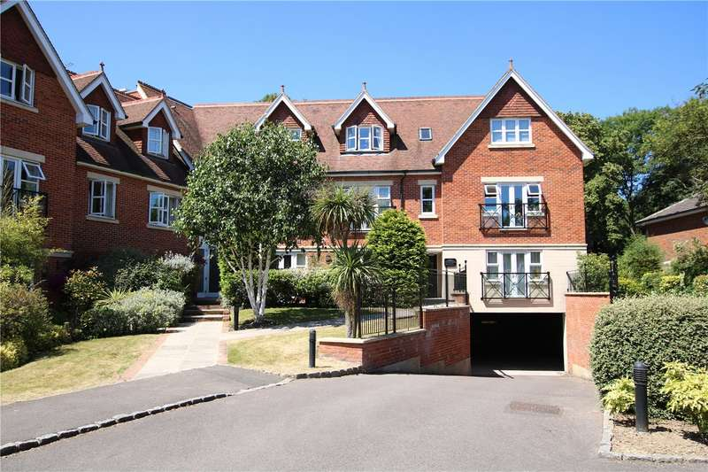 2 Bedrooms Flat for sale in Upcross House, Upcross Gardens, Reading, Berkshire, RG1
