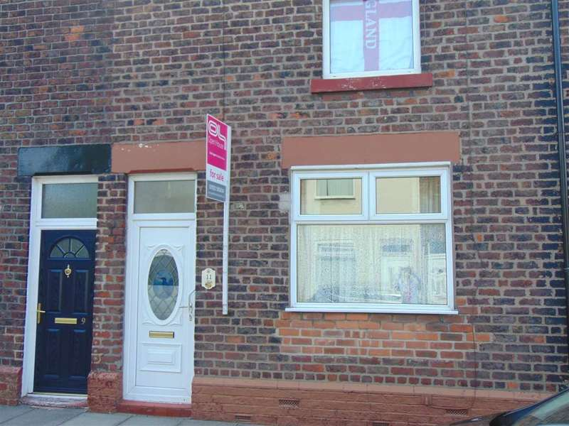 2 Bedrooms Terraced House for sale in Harris Street, WIDNES