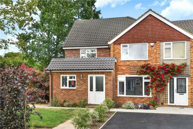 3 Bedrooms End Of Terrace House for sale in Purcell Road, Crowthorne, Berkshire