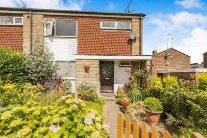 3 Bedrooms End Of Terrace House for sale in Grenville Green, Aylesbury, Bucks, England