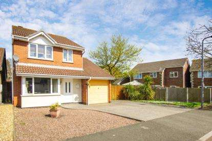 3 Bedrooms Detached House for sale in Warren Close, Bradley Stoke, Bristol, Gloucestershire