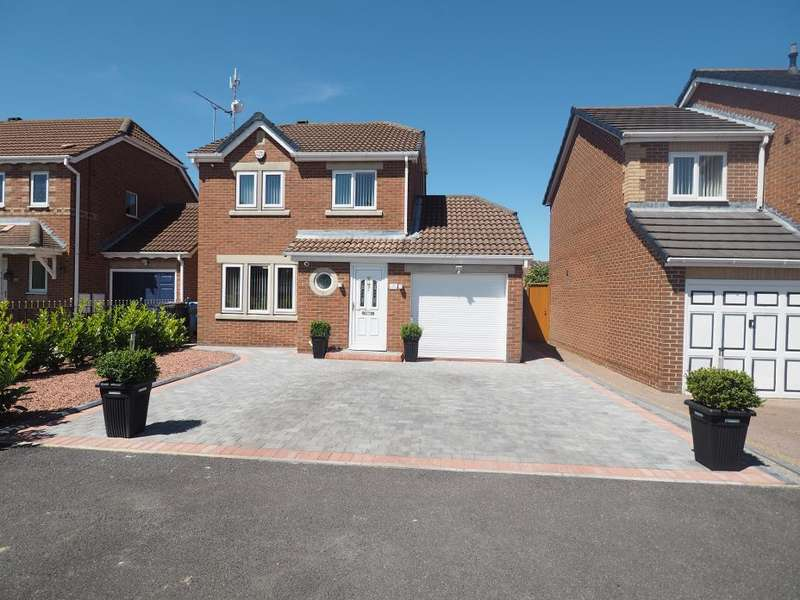 3 Bedrooms Detached House for sale in Navigation Way, Victoria Dock, Hull, HU9 1SW