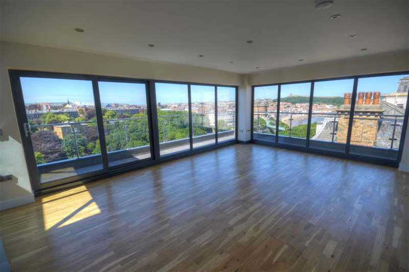 2 Bedrooms Apartment Flat for sale in Belmont Road, Scarborough, YO11 2AA