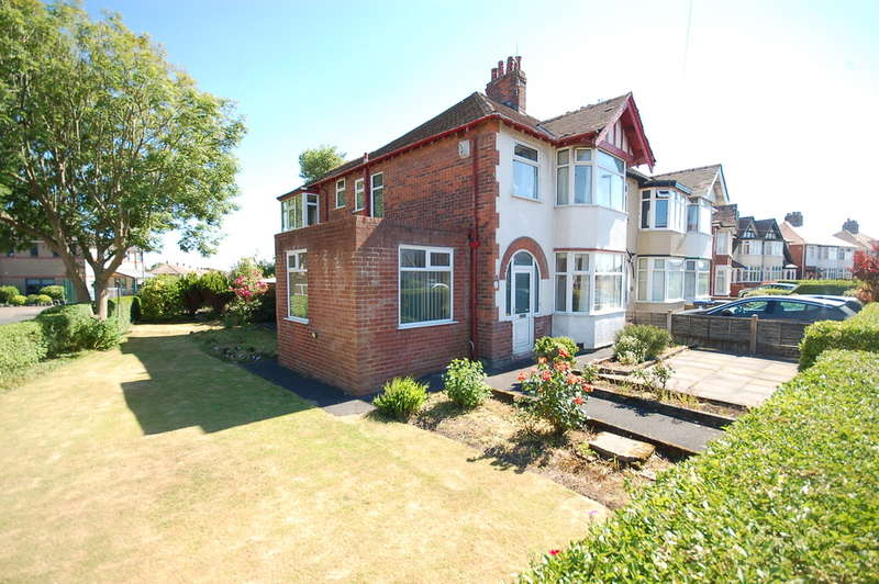 4 Bedrooms End Of Terrace House for sale in Warbreck Hill Road, Blackpool