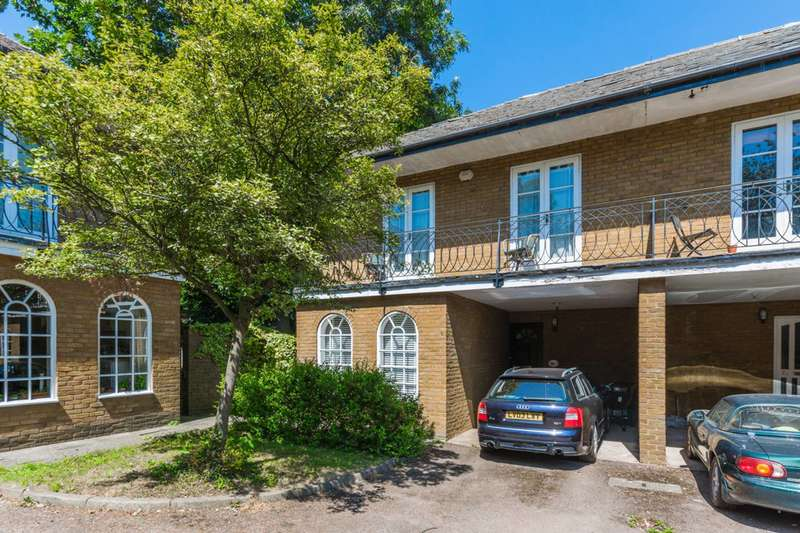 3 Bedrooms House for sale in Haringey Park, Crouch End, N8