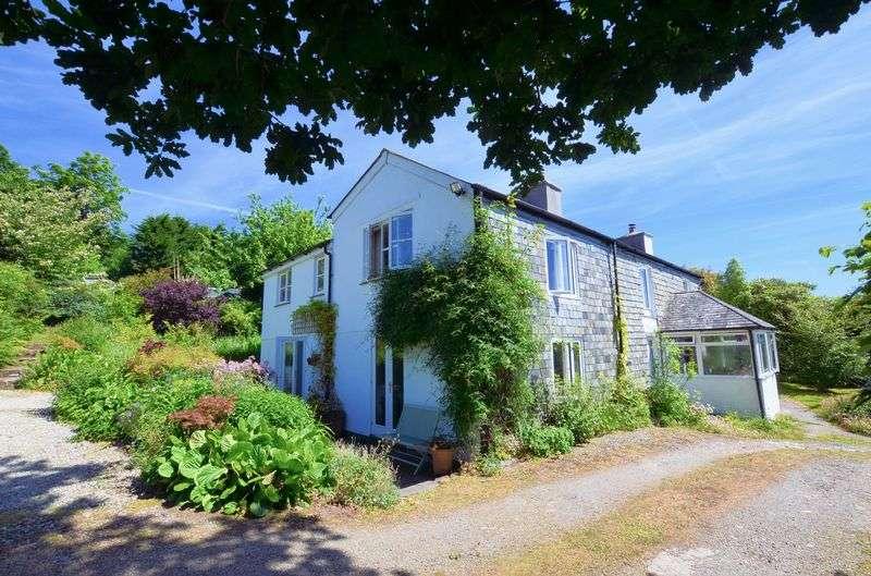 5 Bedrooms Property for sale in Harrowbarrow, Callington