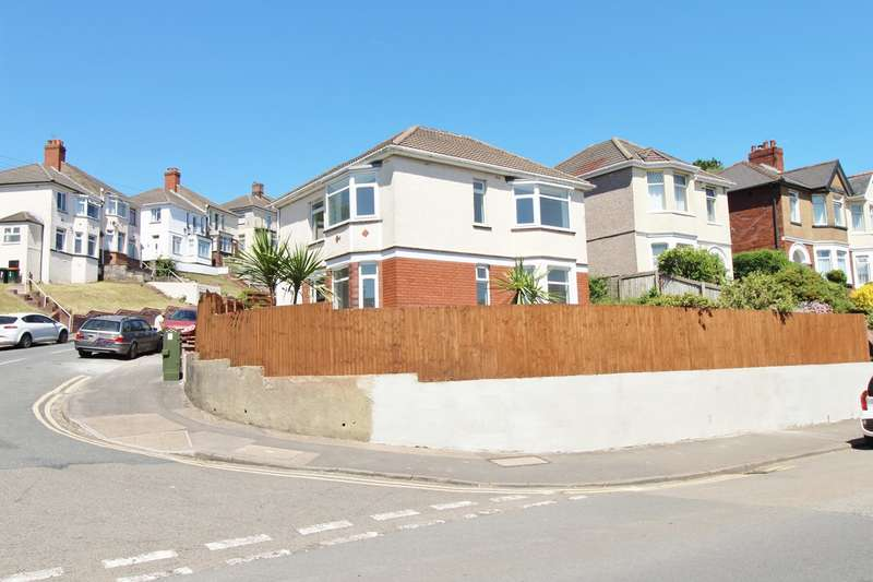 3 Bedrooms Detached House for sale in Chepstow Road, Newport, NP19