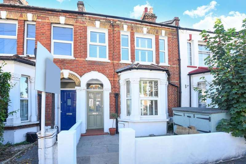 3 Bedrooms Terraced House for sale in Ellora Road, Streatham