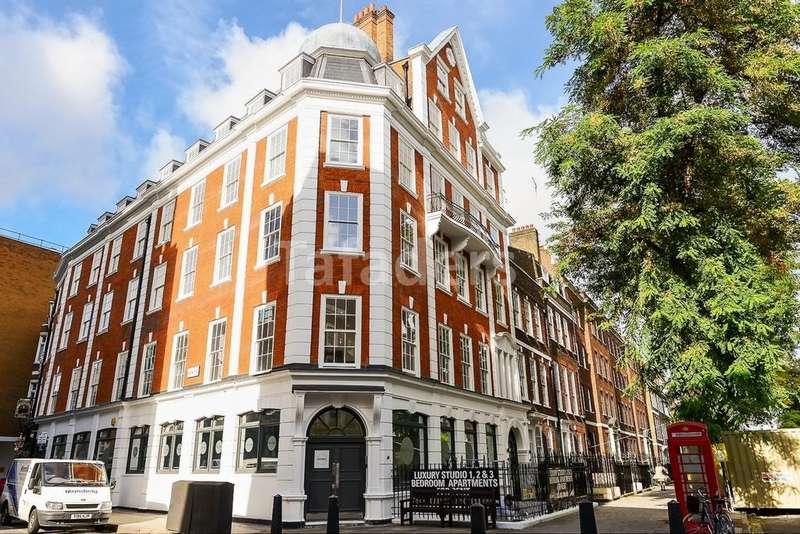 1 Bedroom Flat for sale in The Belvedere, Bedford Row, Holborn, WC1R