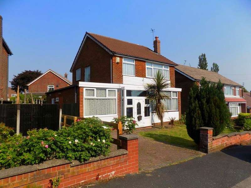 3 Bedrooms Detached House for sale in Buttermere Road, Farnworth, Bolton, BL4