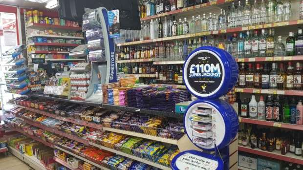 Commercial Property for sale in High Street L & H Stores, 310 High Street, Slough, SL1