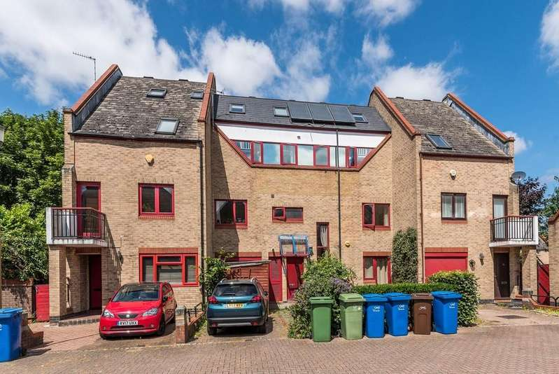 6 Bedrooms Terraced House for sale in Bywater Place, Rotherhithe SE16