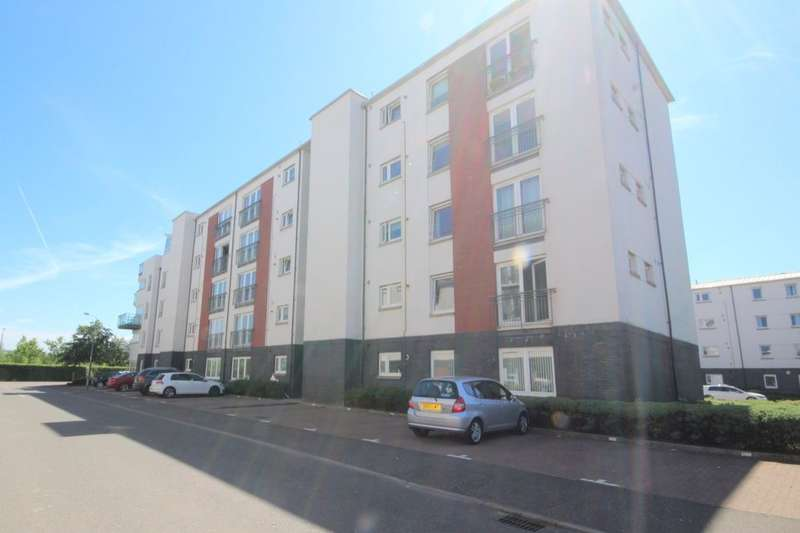2 Bedrooms Flat for sale in Whimbrel Way, Renfrew, PA4