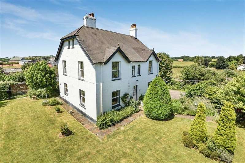 5 Bedrooms Detached House for sale in Feniton, Honiton, Devon, EX14