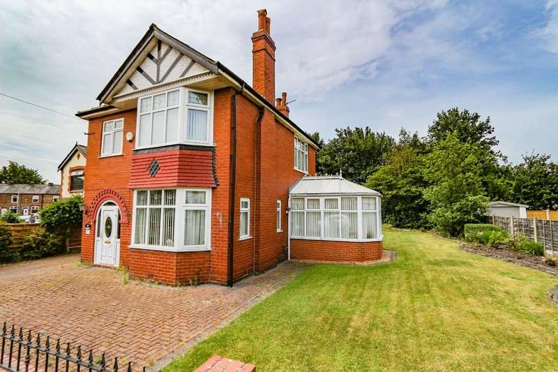 3 Bedrooms Detached House for sale in 7 Sandy Lane, Irlam