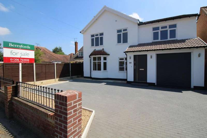 5 Bedrooms Detached House for sale in Ipswich Road, Colchester, Essex, CO4
