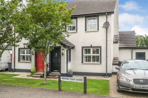 2 Bedrooms Semi Detached House for sale in Greenvale Manor Gardens, Antrim