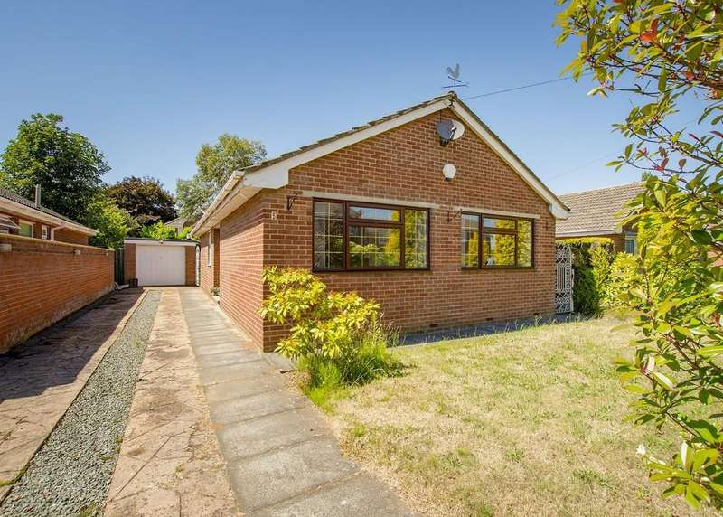 3 Bedrooms Detached Bungalow for sale in Oakdale Close, Edenthorpe