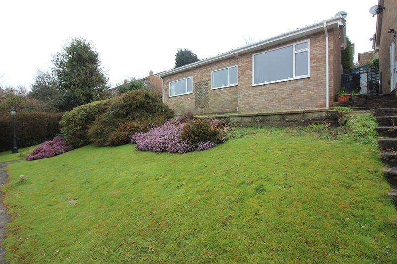 3 Bedrooms Detached Bungalow for sale in Raleigh Rise, Portishead