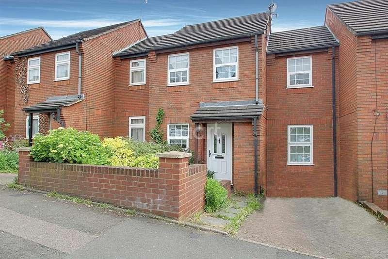 2 Bedrooms Terraced House for sale in Salisbury Road