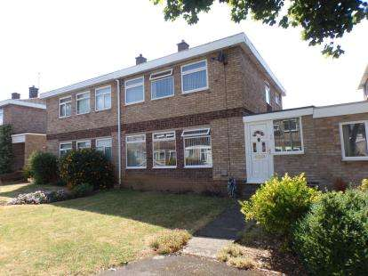3 Bedrooms Semi Detached House for sale in Emmerton Way, Wootton, Bedford, Bedfordshire