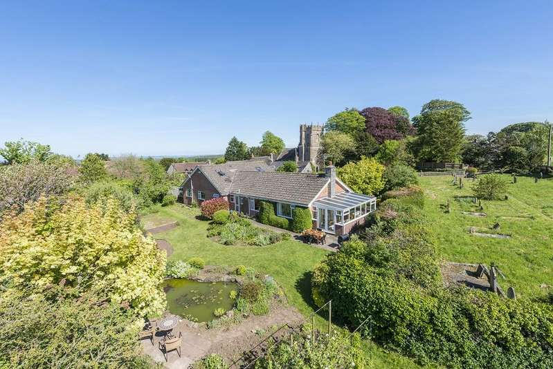 5 Bedrooms Bungalow for sale in Bishops Caundle, SHERBORNE, Dorset