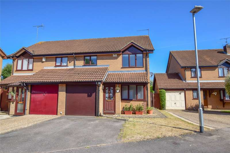 3 Bedrooms Semi Detached House for sale in Eden Way, Winnersh, Wokingham, Berkshire, RG41