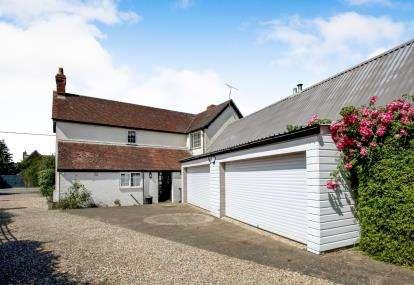 4 Bedrooms Detached House for sale in Gillingham