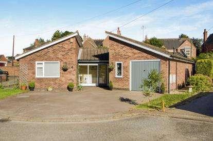 3 Bedrooms Bungalow for sale in Eastmoor Drive, Carlton, Nottingham, Nottinghamshire