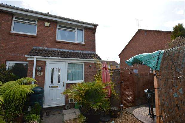 1 Bedroom Terraced House for sale in Cambrian Drive, BS37 5TT