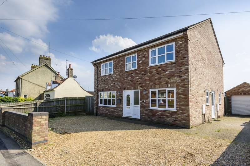 4 Bedrooms Detached House for sale in Newgate Street, Doddington, March, Cambridgeshire, PE15