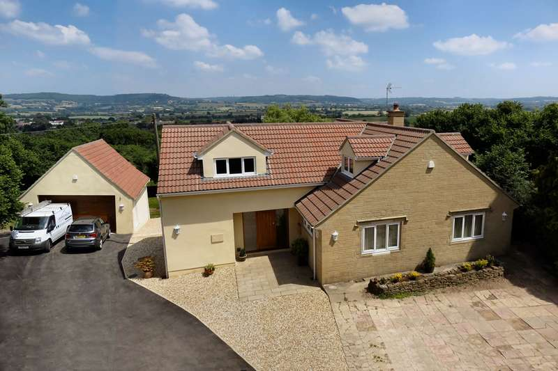4 Bedrooms Detached House for sale in Churchend Lane, Charfield, GL12