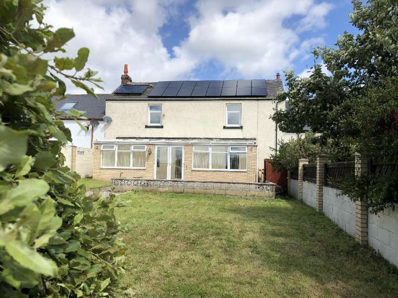 4 Bedrooms Semi Detached House for sale in Slingley Hill Farm East