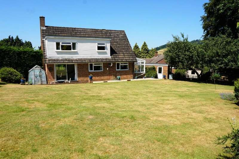 4 Bedrooms Detached House for sale in Pine View Close, Chilworth GU4 8RS
