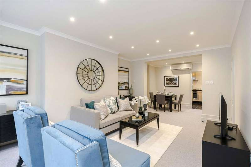 3 Bedrooms Maisonette Flat for sale in Bentinck Street, Marylebone, W1U