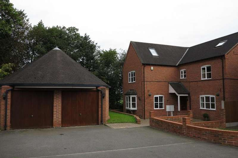 5 Bedrooms Detached House for sale in Longlands Lane, Findern