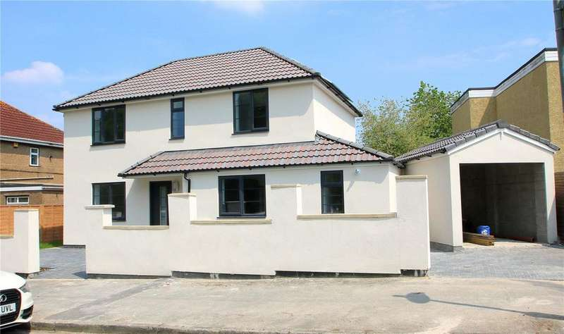 3 Bedrooms Detached House for sale in Lulsgate Road, Bedminster Down, Bristol, BS13