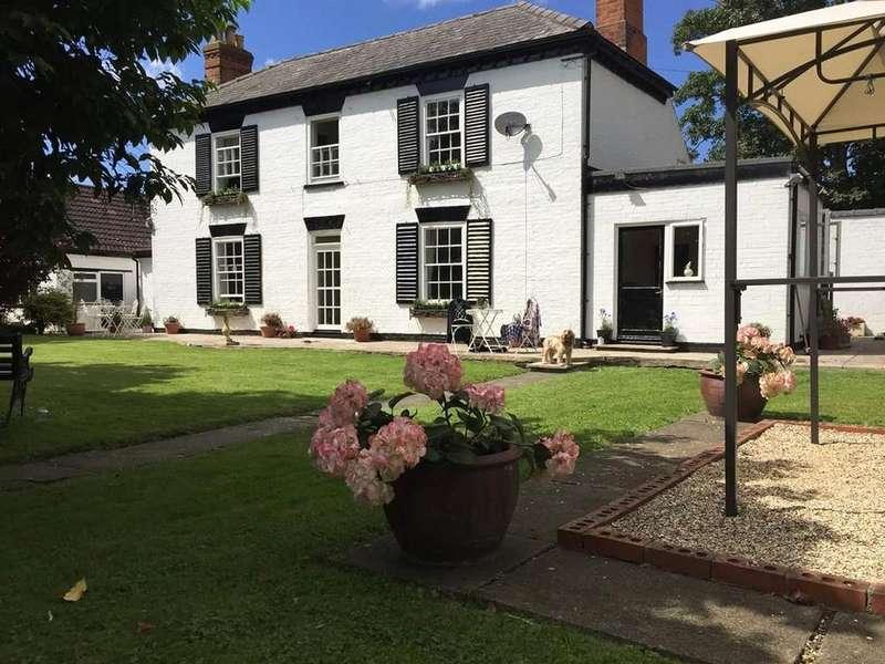 4 Bedrooms Detached House for sale in Primitive Chapel Lane, South Killingholme, Immingham, North East Lincolnshire, DN40