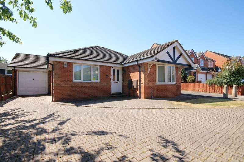3 Bedrooms Detached Bungalow for sale in Hazel Leigh, Great Lumley, Chester Le Street, DH3