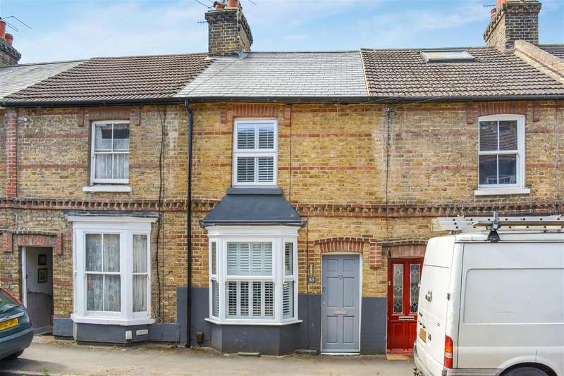 3 Bedrooms Terraced House for sale in George Street, Berkhamsted